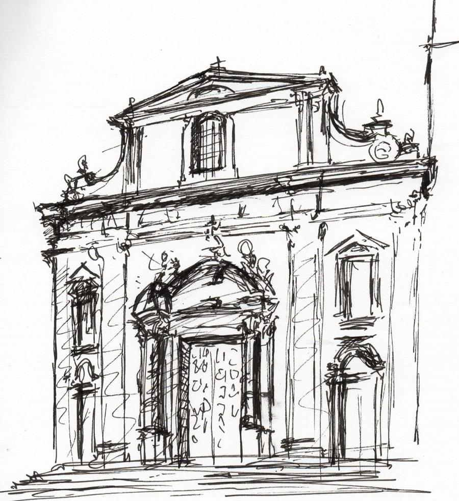 San Nicola Church - Randazzo, Italy
