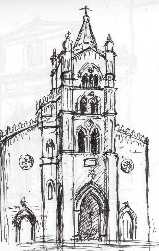 Santa Maria Church - Randazzo, Italy