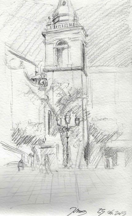 Sketchwalk Taormina 1