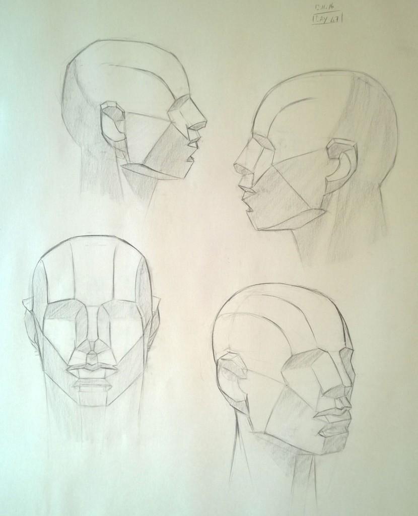 Memorized Asaro Heads