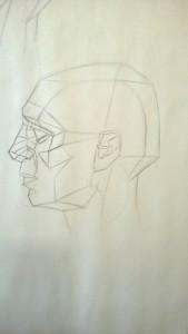 Classic Asaro Head - Complex Profile