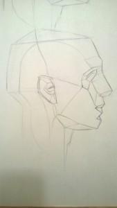 Classic Asaro Head - Easy Profile