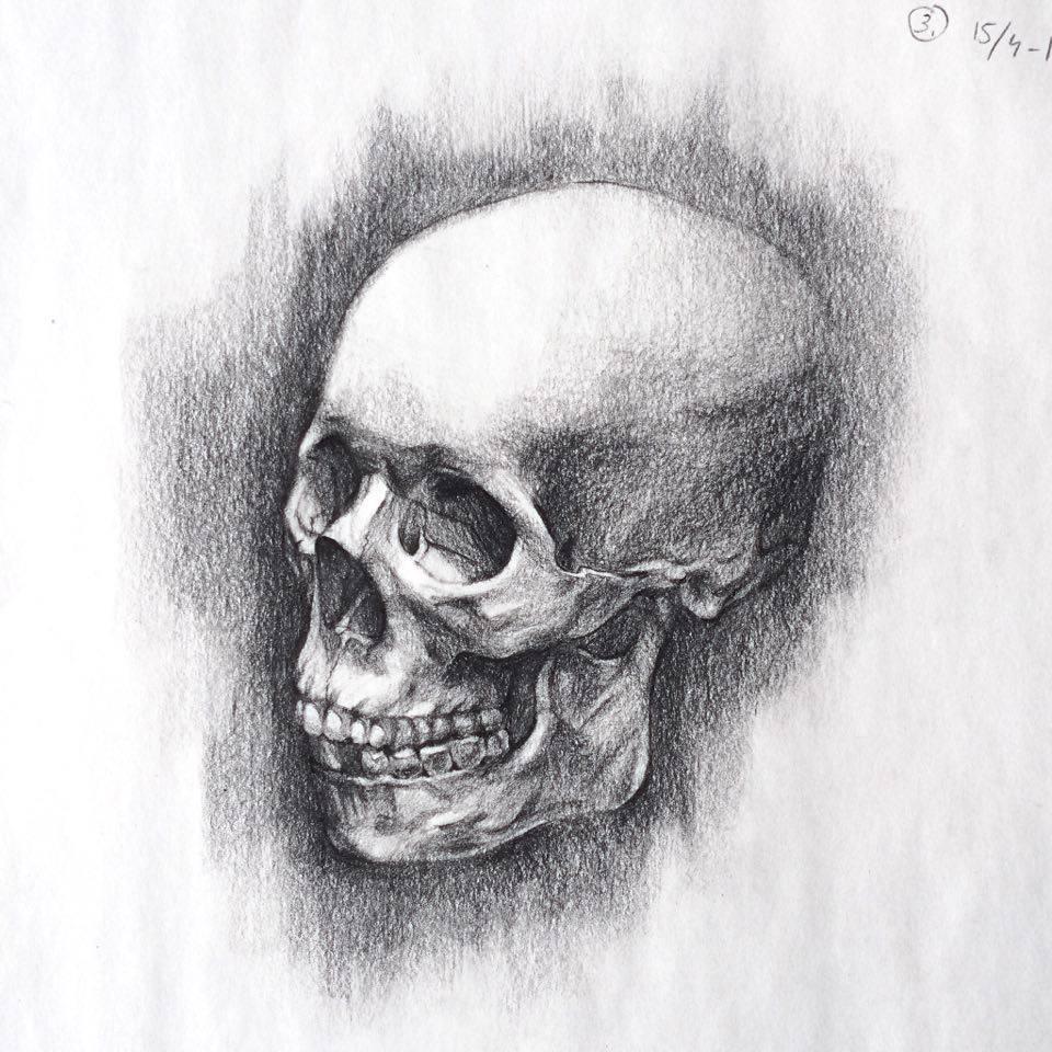 Skull - Magnus Fröidh